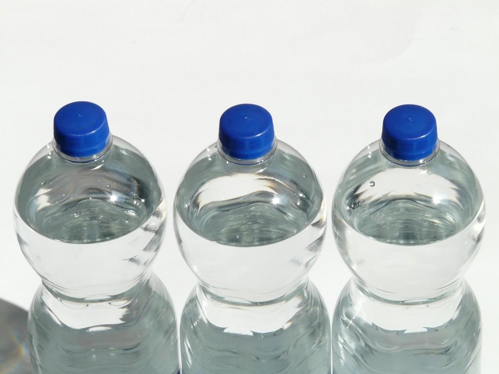 Plasticflaschen